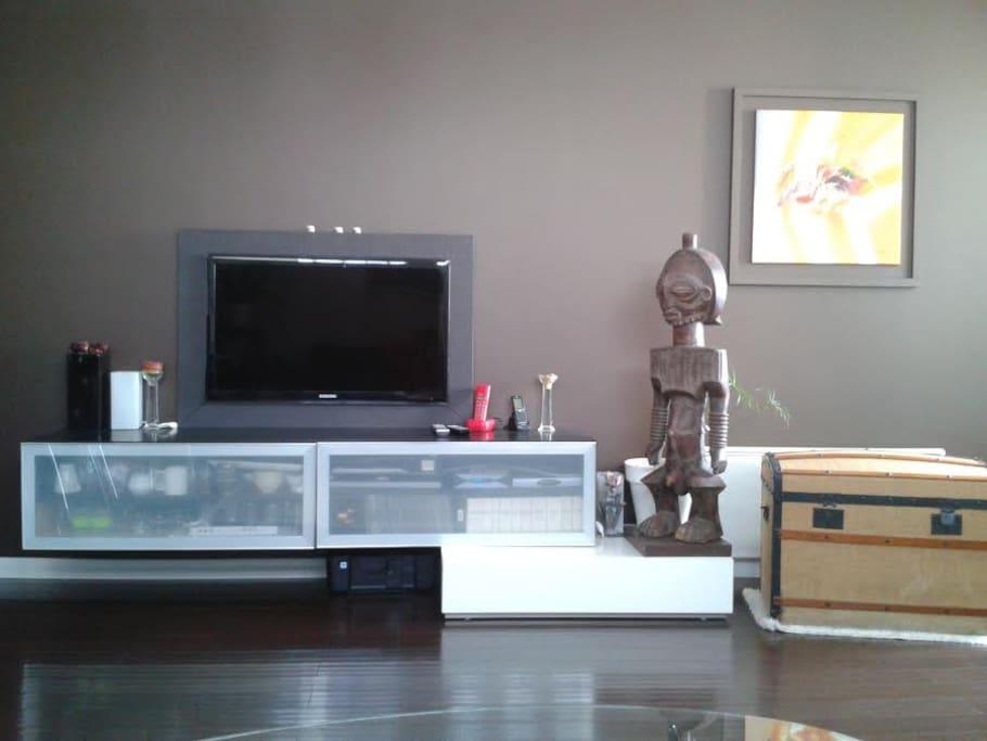 Appartement 40 m2 1 chambre salon appartements louer for Appartement atypique romainville
