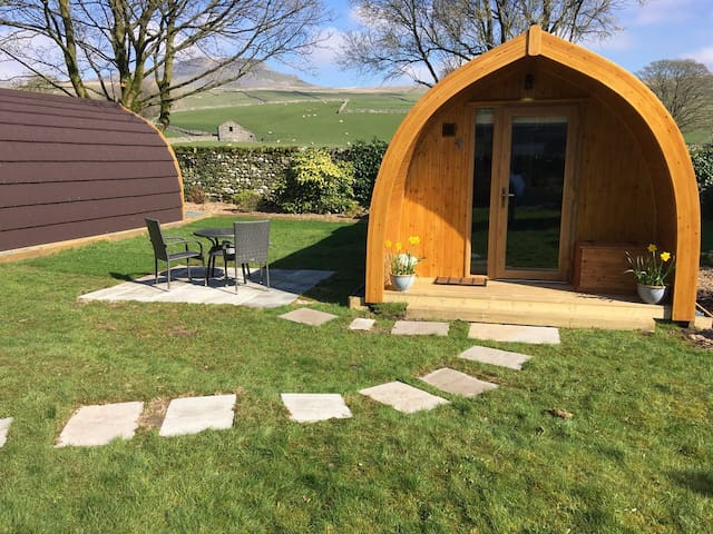 Ingleborough Micro Lodge