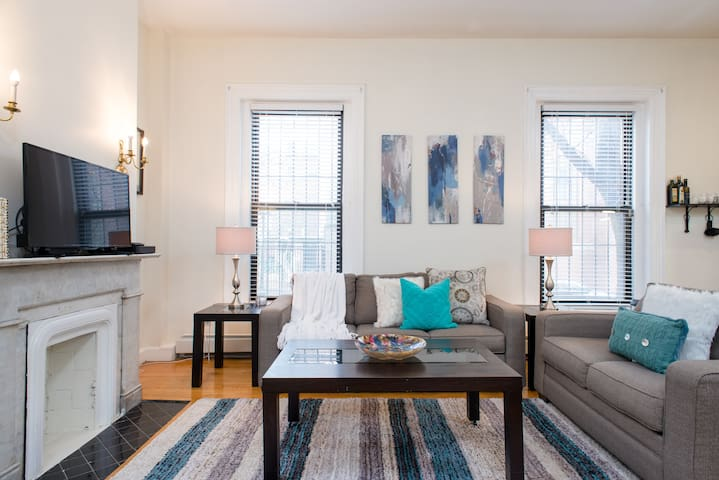 Chic South End/Back Bay/Downtown Apartment