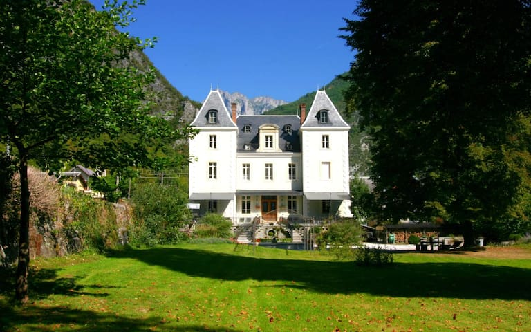 Apartment Chateau Serre Barbier - Saint-Béat - Wohnung