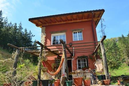 Casa a 40 km de San Sebastian. - House