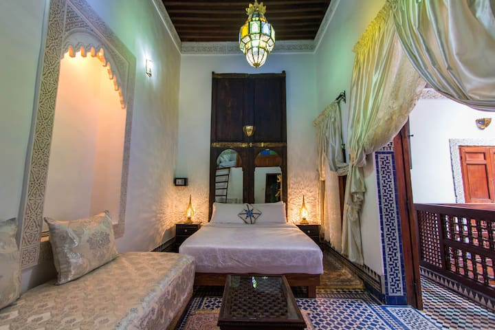 Family Room at Dar Borj Fez