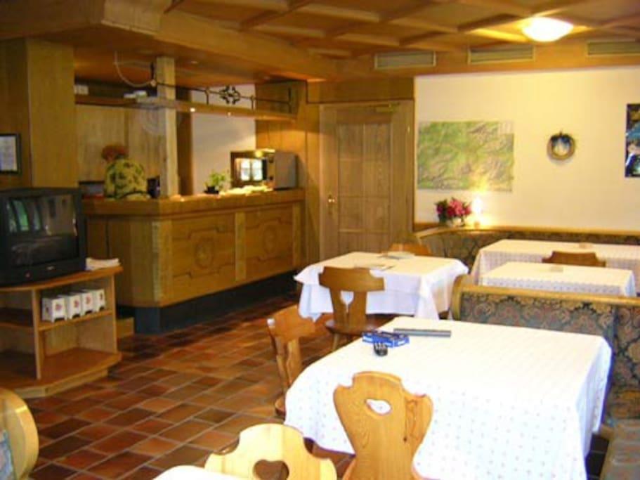 Reception residence
