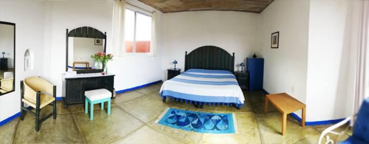 Villa Oaxaca, Suite Blue