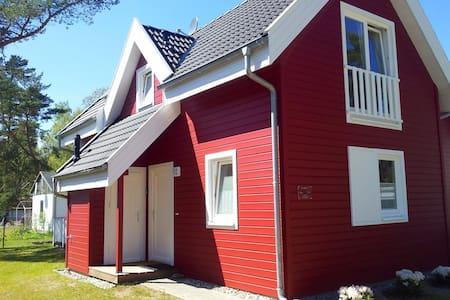 Strandnahes exklusives Ferienhaus  - Glowe