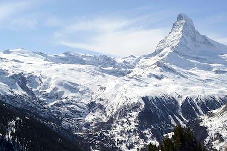 Gemütliches Studio am Matterhorn, jetzt mit WLAN - Zermatt