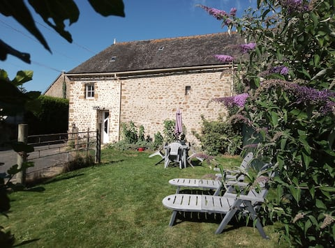 Holiday cottage Les Garennes, quiet of the countryside