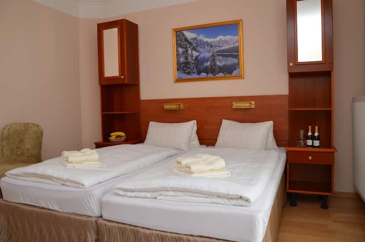Gemütliche Zimmer in Bad Hofgastein