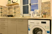 Cosy downtown apartment Tunis.