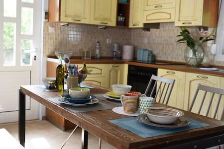 Dimitris' & Valentina's Home - Plakias