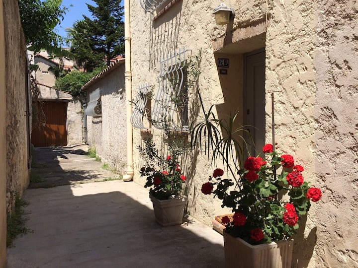 Charming, cosy house in the picturesque old town