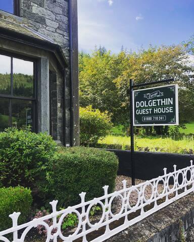 Dolgethin Guest house, Betws-y-coed, Snowdonia 2