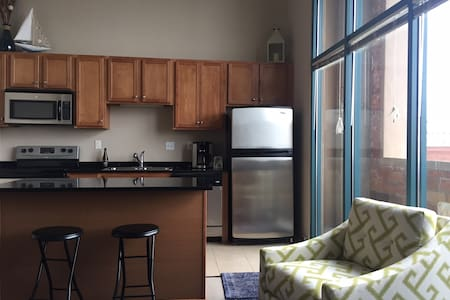 Lakeside Condo in Charming Downtown Sandusky - Sandusky - Apartament