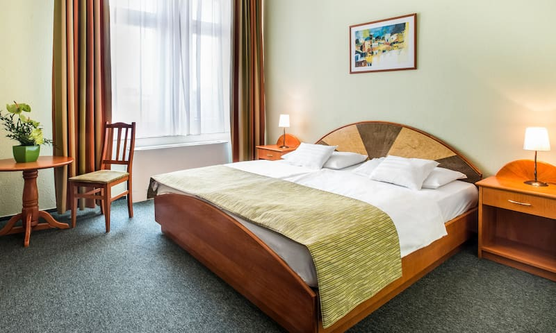 Baross City Hotel - Double or Twin room
