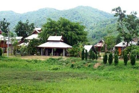 Thai Mountain Resort - Mueang Chiang Rai - Cabin