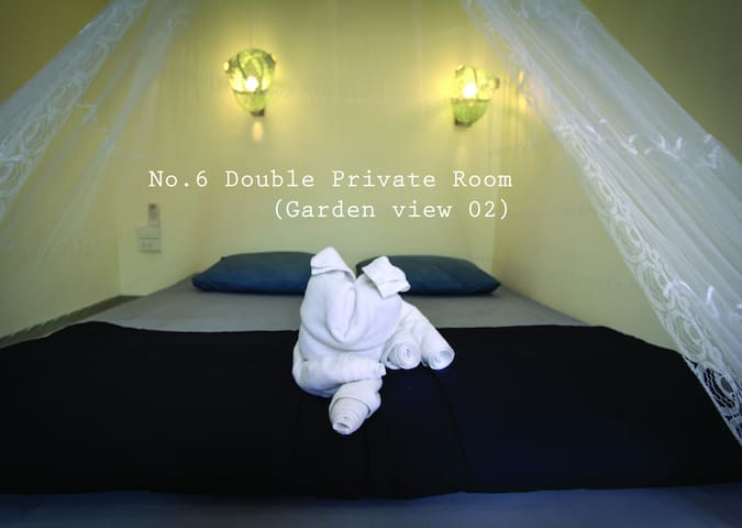 NO.6 A DAY IN A LIFE DOUBLE PRIVATE ROOM