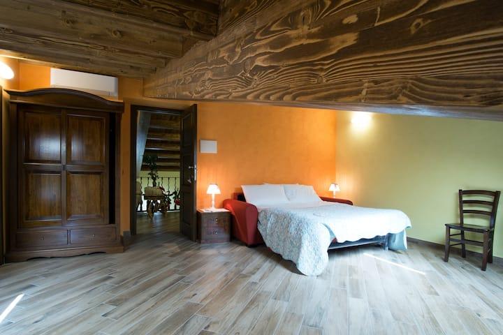 Room of Mimosas, Etna