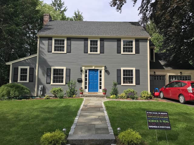 Stylish, renovated family home