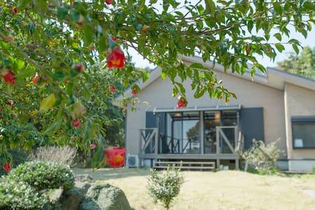 Ocean view guest house Yakushima