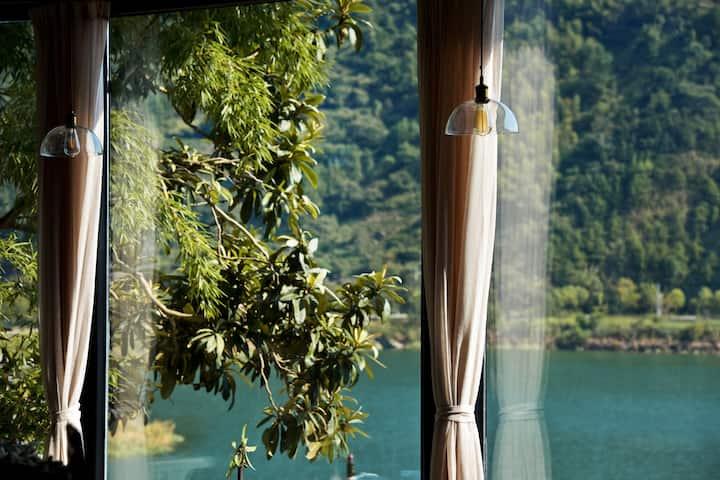【多宝鱼】纳山纳水·千岛湖景双床房含早餐+任享9大优惠