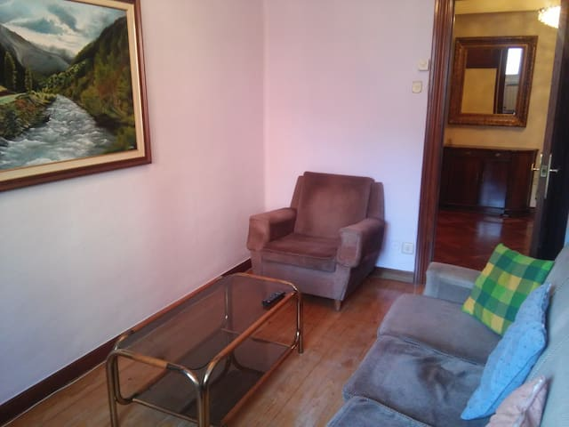 Habitación 2 personas Centro y tranquila - Vitoria-Gasteiz - Leilighet