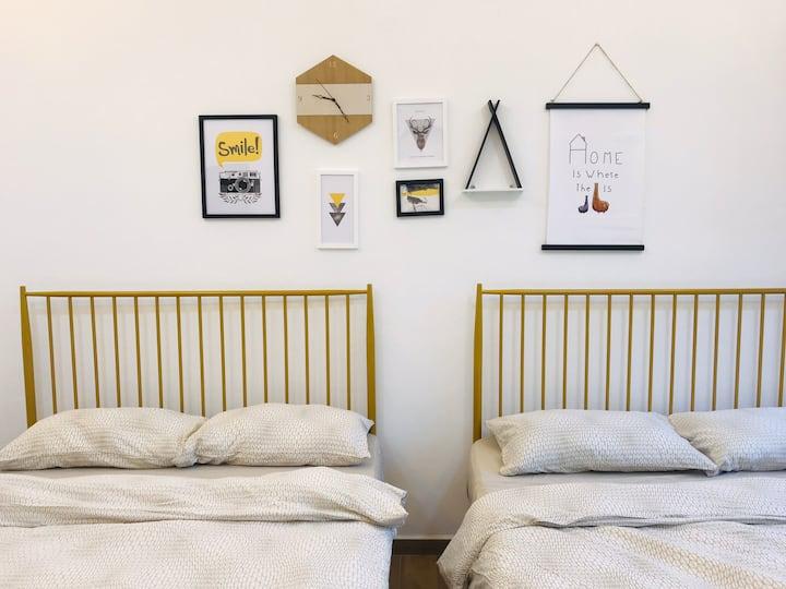 Quadruple Deluxe Private Room