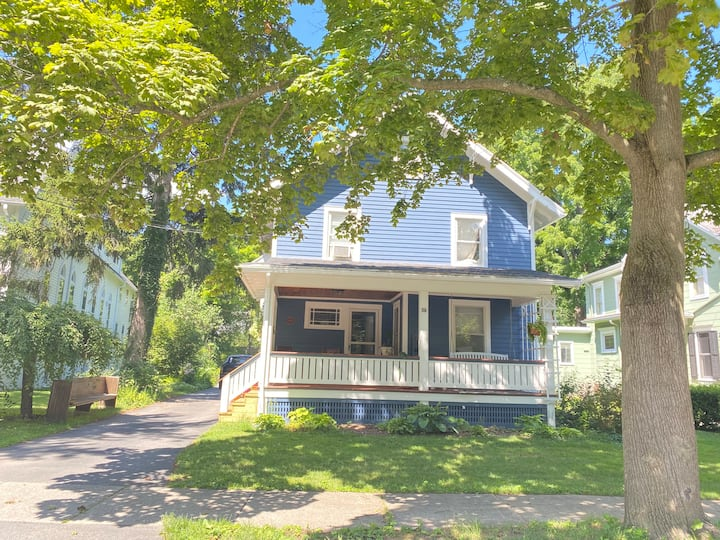 Beautiful Updated Historic Pittsford Village home