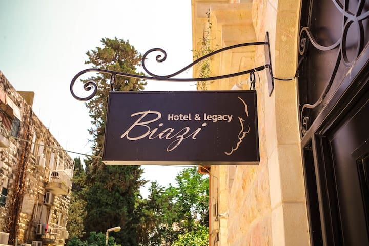 Family Hotel room on best location of Jerusalem