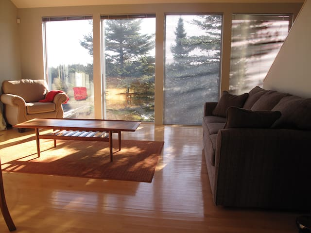Peaceful Seaview Retreat - 4 BR House - Duncans Cove - Ev