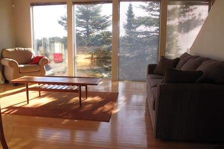 Peaceful Seaview Retreat - 4 BR House - Duncans Cove