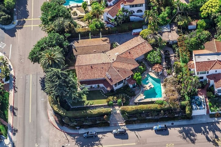Pt Loma pool estate with pano VIEWS! - San Diego - Haus