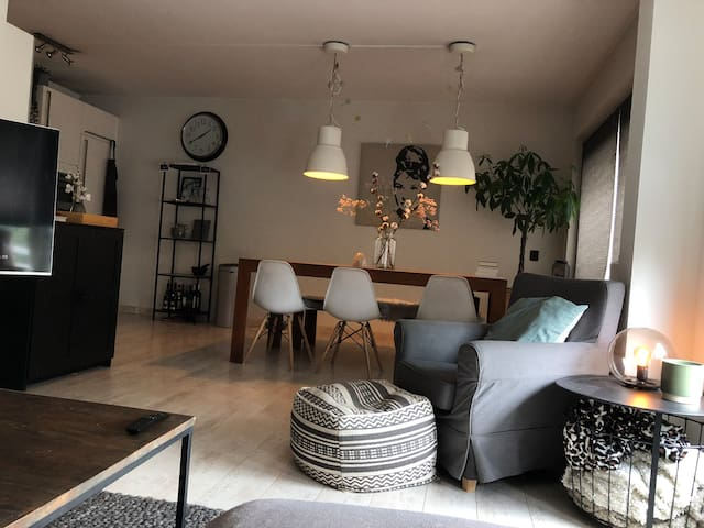 Spacious appartment near Amsterdam (80m2)