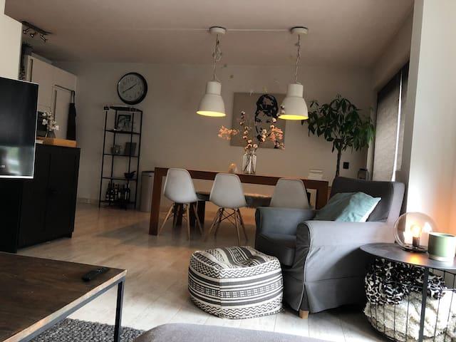 Spacious appartment near Amsterdam (80m2)