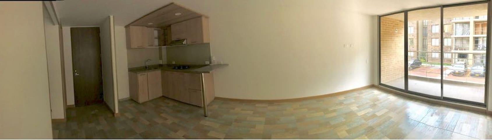 Apartamento ejecutivo en Funza