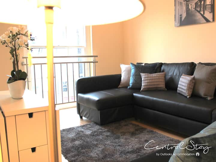 Wrexham Central Stay Apartment Seven