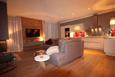 Exklusives Apartment / privater Spa - Hinterthal - Lejlighed