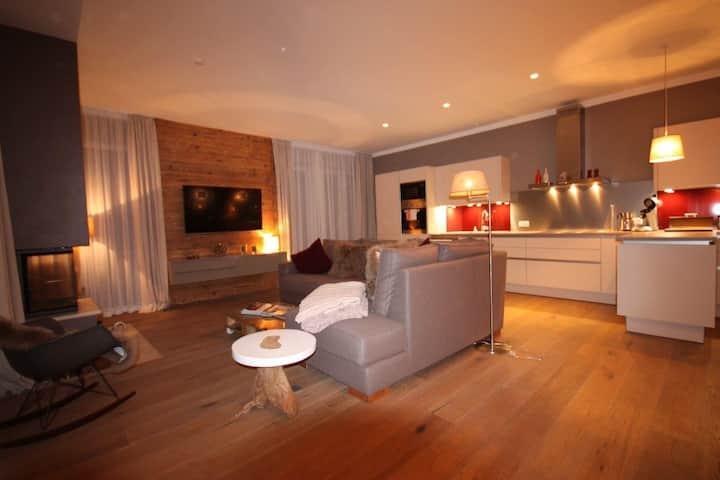 Exklusives Apartment / privater Spa