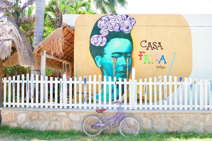 Casa Frida - Your Home at Holbox