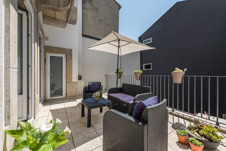 GuestReady - Downtown Sunny Terrace