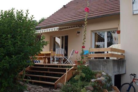 Chambres à Giou de Mamou - Giou-de-Mamou - บ้าน