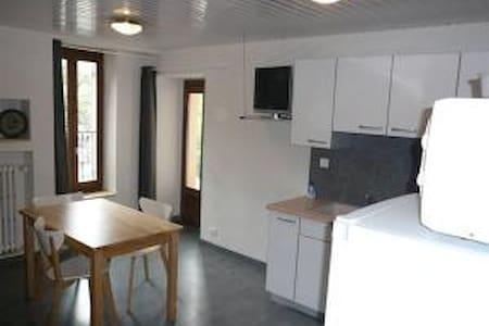 appartement spacieux rue principale - Brides-les-Bains - Wohnung