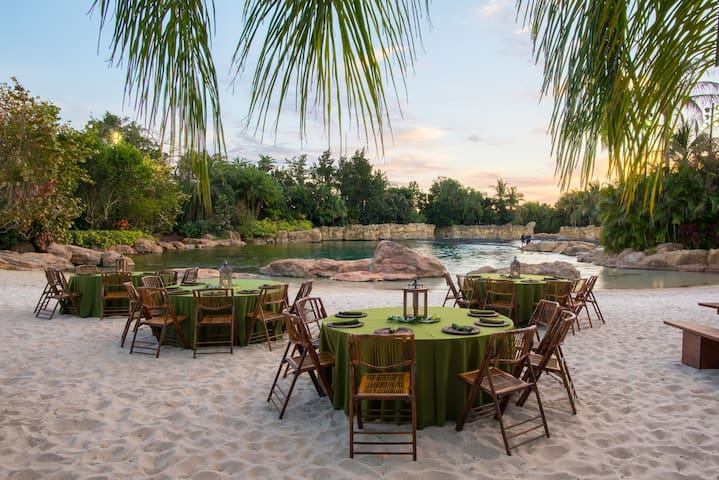 Complimentary Theme Park Shuttle Transfers + Free Breakfast Buffet | Heated Outdoor Pool