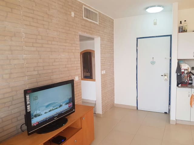 Renovated vacation flat in Caesarea