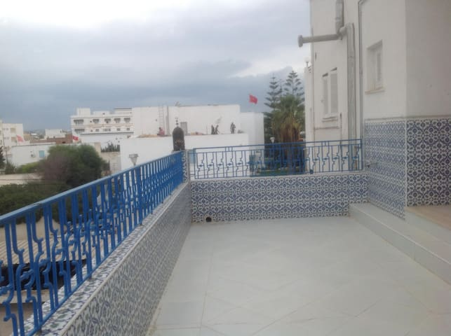 Classic Apartment in Center of Nabeul