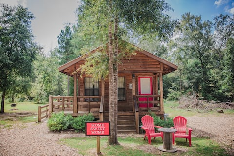 """""""Home Sweet Home"""" - The Cabins at Brookside"""