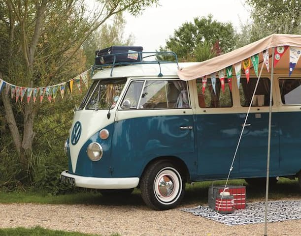 1960s VW Camper Experience - Brixworth