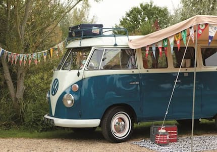 1960s VW Camper Experience - Brixworth - Campingvogn