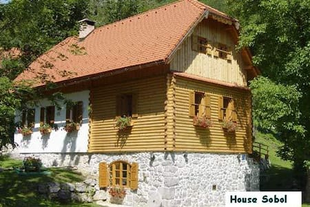 Holiday house Sobol in Croatia - Kočičin - Rumah