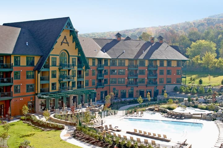 Appalachian Hotel Studio (4 people) - Vernon Township - Appartement