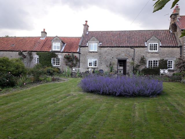 Village Farmhouse North York Moors